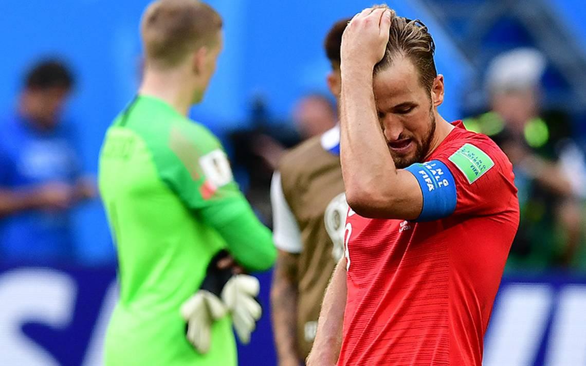 Inglaterra se despide de la Copa del Mundo con cuarto lugar