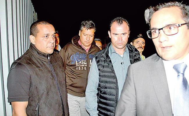 Prisión preventiva para el exdirector Leonel Bustos