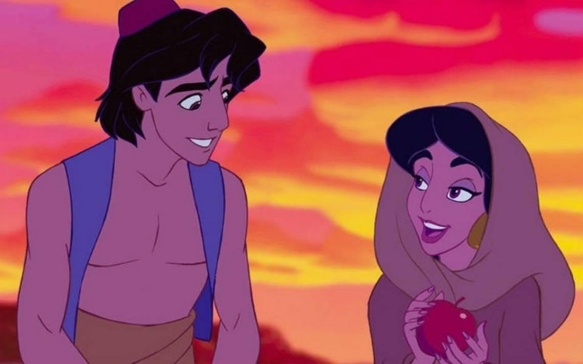 Will Smith revela en Instagram primer póster de la nueva película de Aladdin