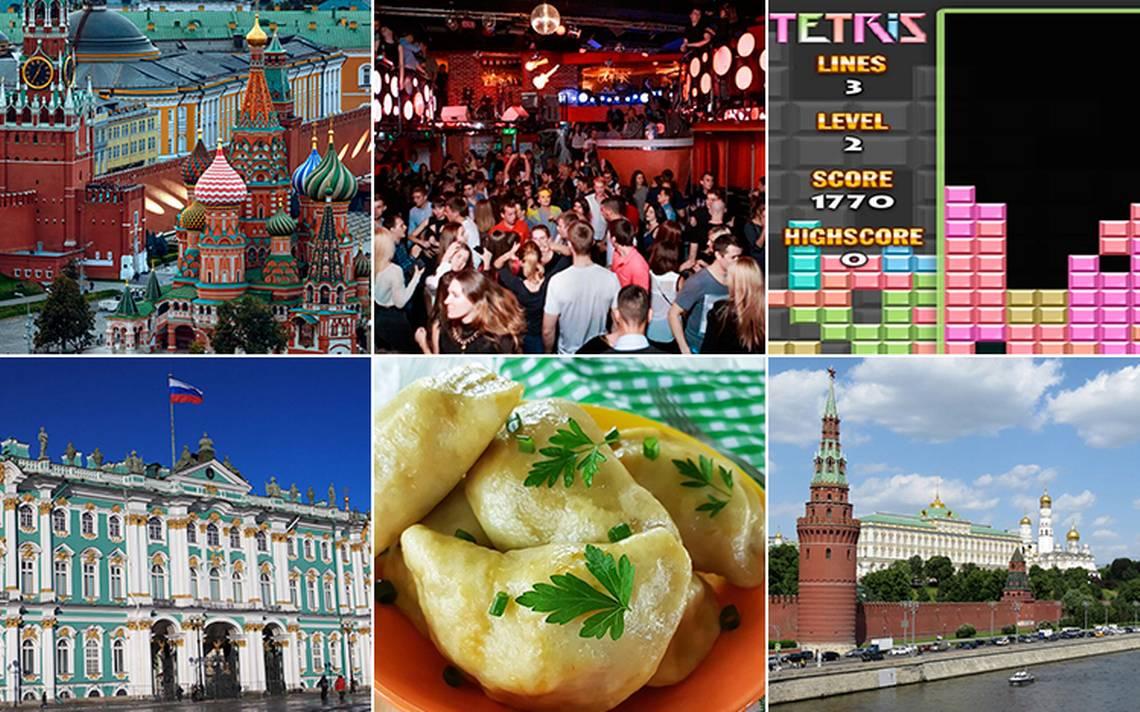 ¡Visitando Rusia! 10 datos que debes conocer sobre el país del Mundial