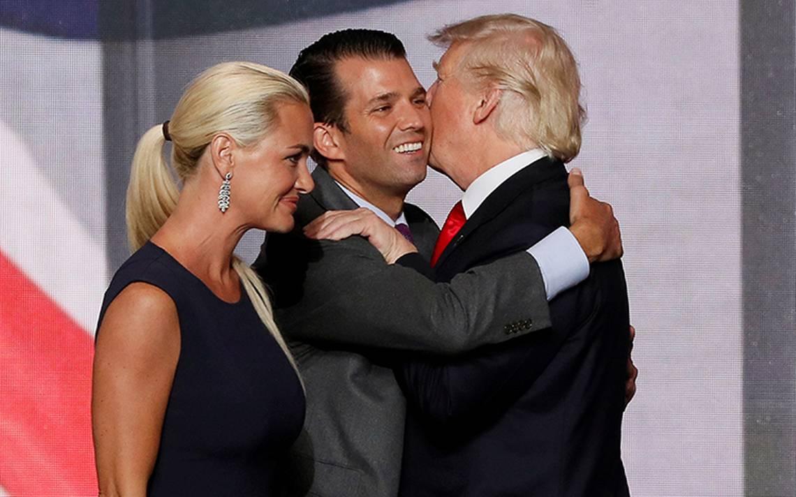 Divorcio en la familia Trump pone los reflectores sobre la Casa Blanca