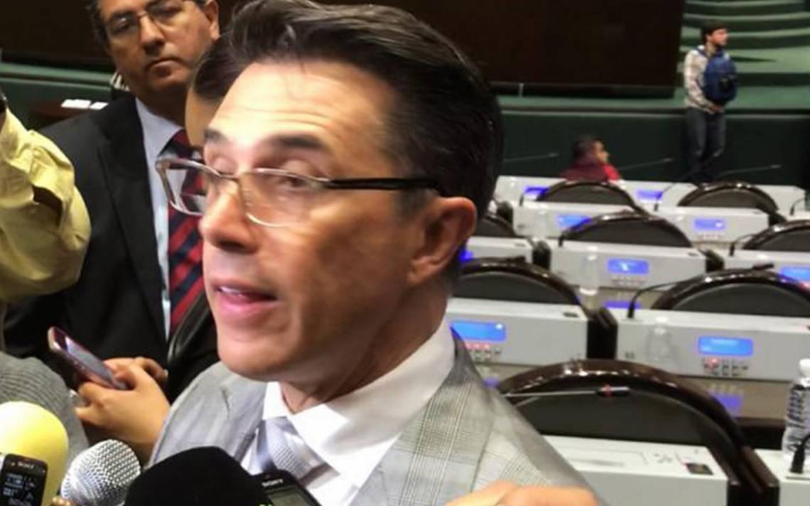 Sergio Mayer asegura que defenderá presupuesto para la cultura en el país