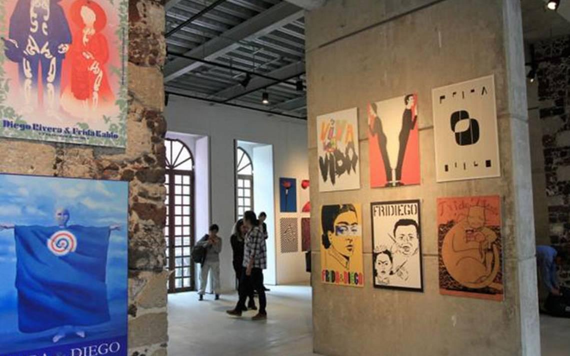 """""""Frida and Diego"""", un amor plasmado por diseñadores de todo el mundo"""