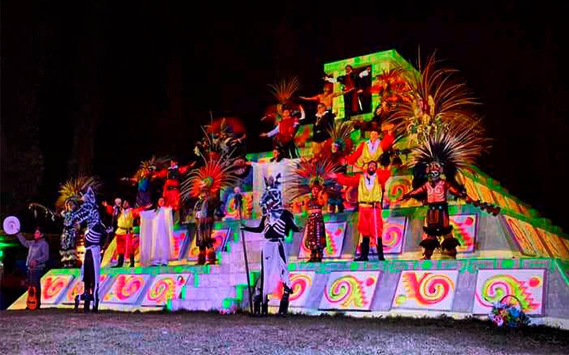 La llorona regresa al lago de Xochimilco
