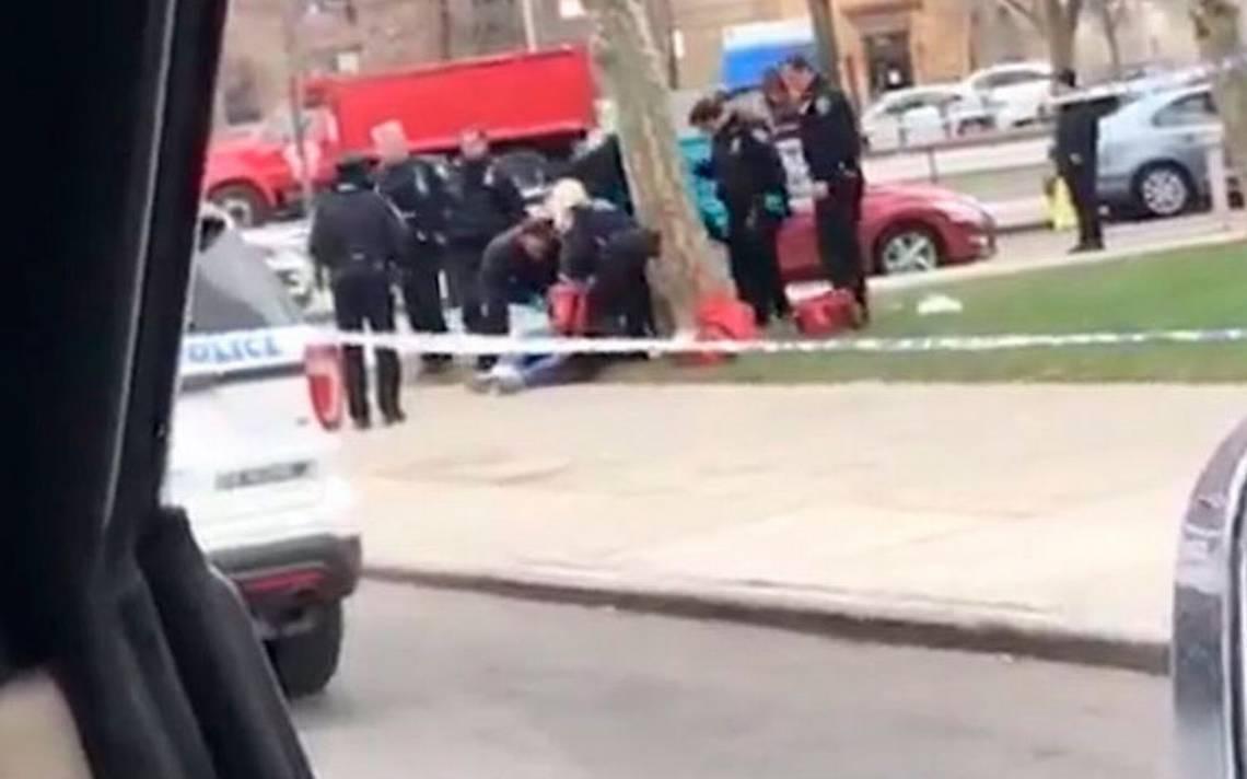 Apuñalan a tres estudiantes en secundaria de Brooklyn