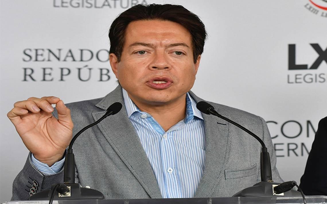Mario Delgado exhibe millonario gasto hecho por la SEP