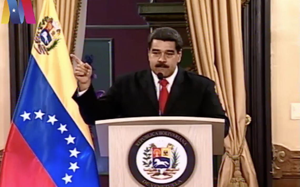Juan Manuel Santos y ultraderecha venezolana atentaron contra mi: Maduro