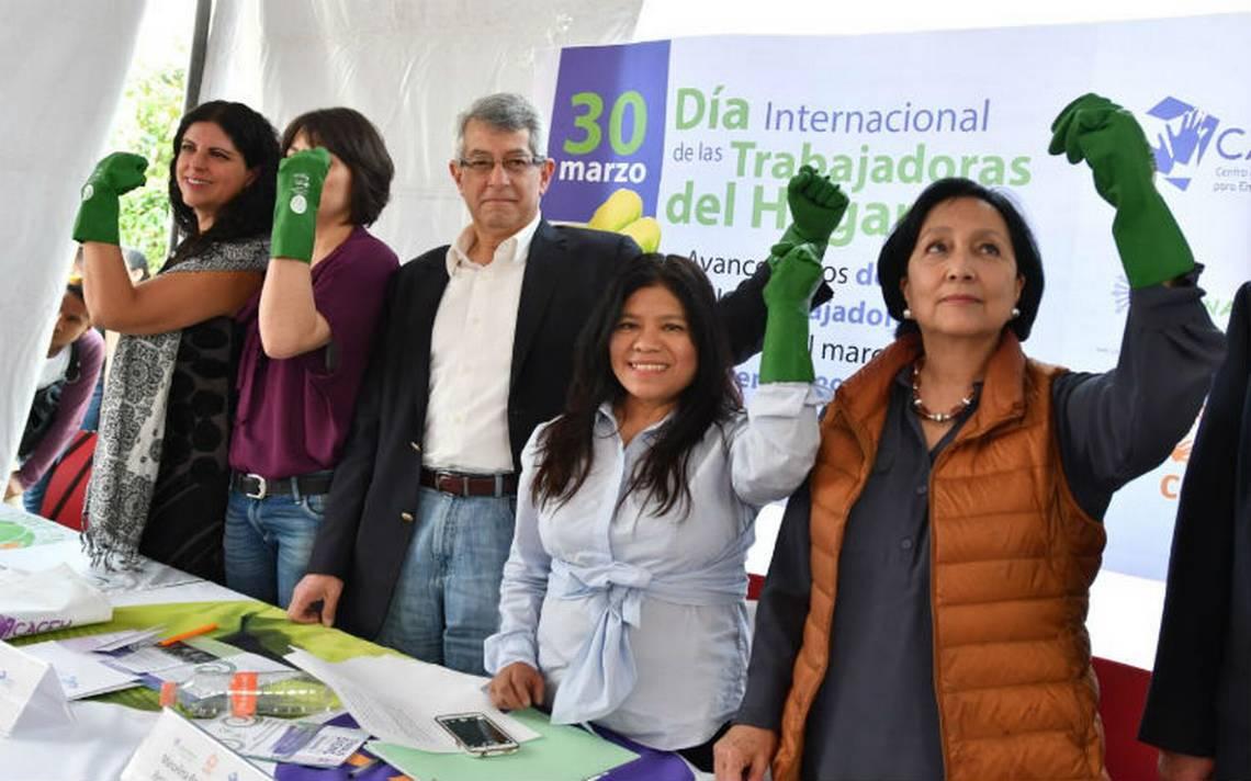 Falta de voluntad política, principal obstáculo que enfrentan las empleadas domésticas en México