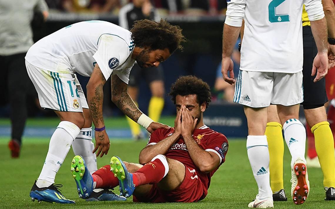 ¿Salah irá al Mundial? esto es lo que sabemos de su lesión