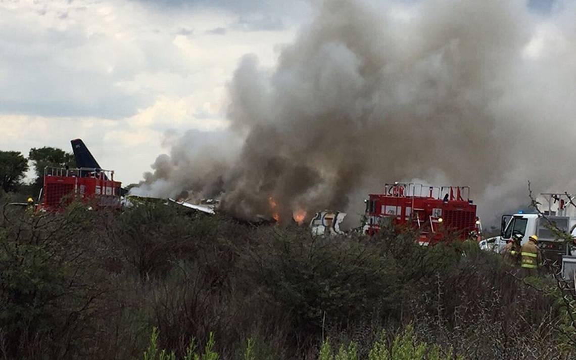 [Audio] Pasajera de Aeroméxico cuenta cómo vivió el desplome en Durango