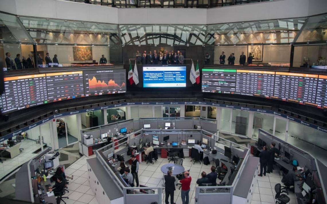 BMV pierde en línea con Wall Street, presionan FEMSA y Cemex