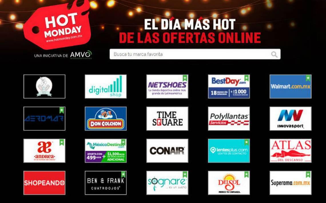 ¡El Hot Monday llega con increíbles promociones!