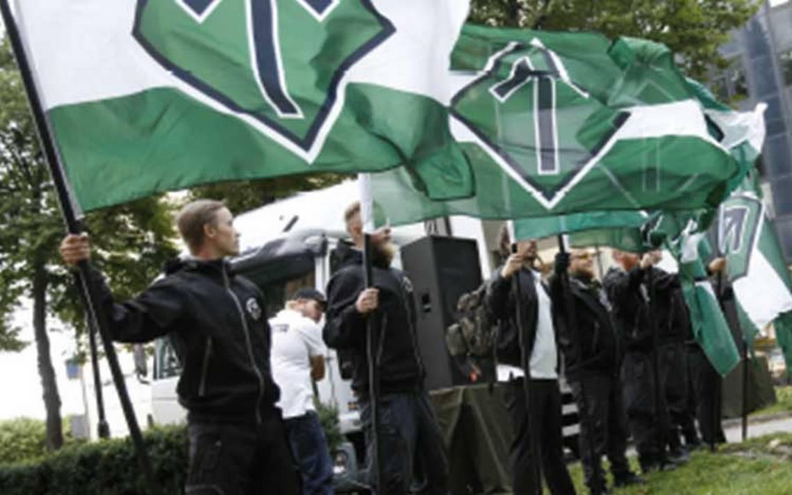 Resucitan grupos neonazis en Alemania