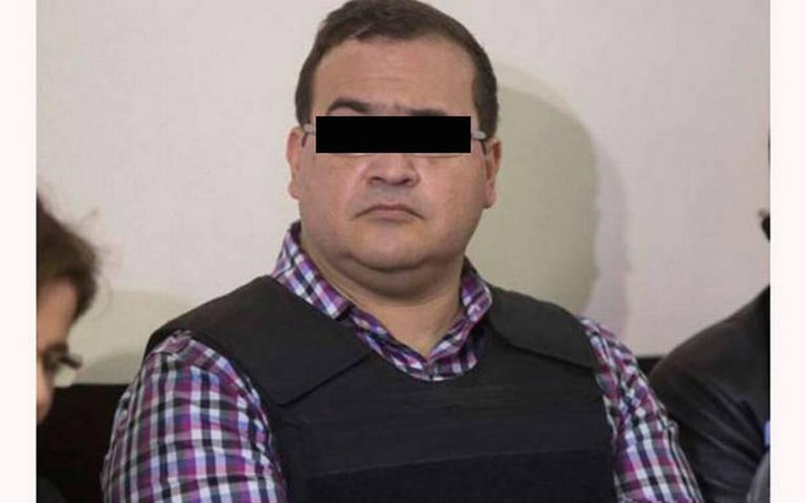 PGR reclasifica delito a Javier Duarte y podría enfrentar proceso en libertad