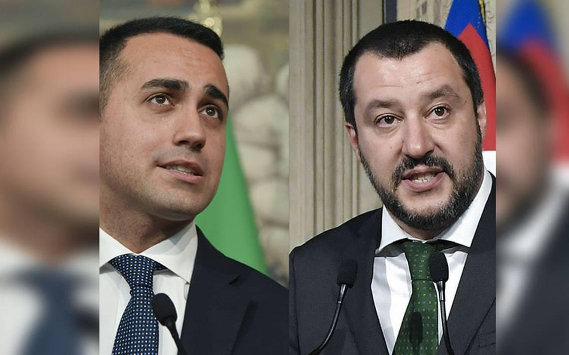Posible final de negociaciones para formación de un gobierno en Italia