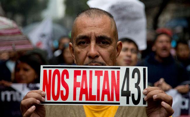 Suspenden temporalmente la creación de Comisión para la Verdad del caso Iguala