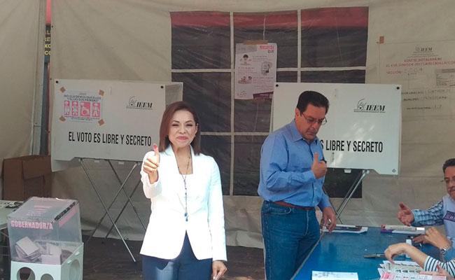 Debemos romper el abstencionismo, señala Josefina Vázquez Mota