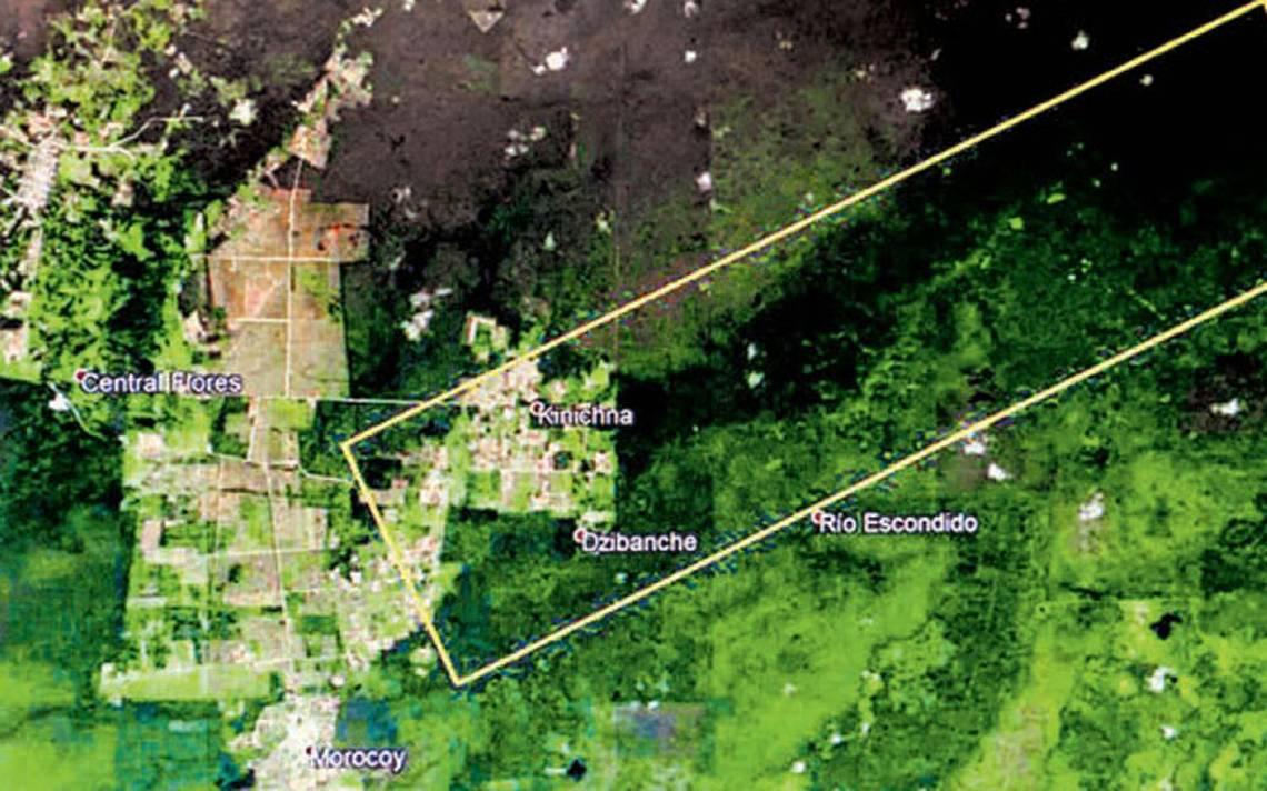 Científicos descubren una red de vías de comunicación en centros Mayas de Quintana Roo