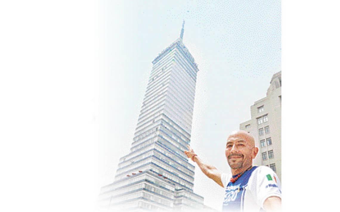 Ignacio Manrique Maldonado desafiará la Torre Latino