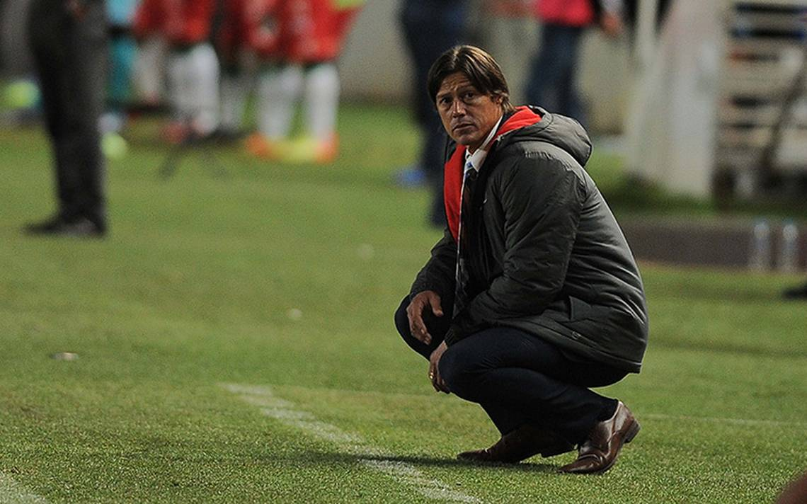 Matías Almeyda, cerca de firmar con club de Qatar