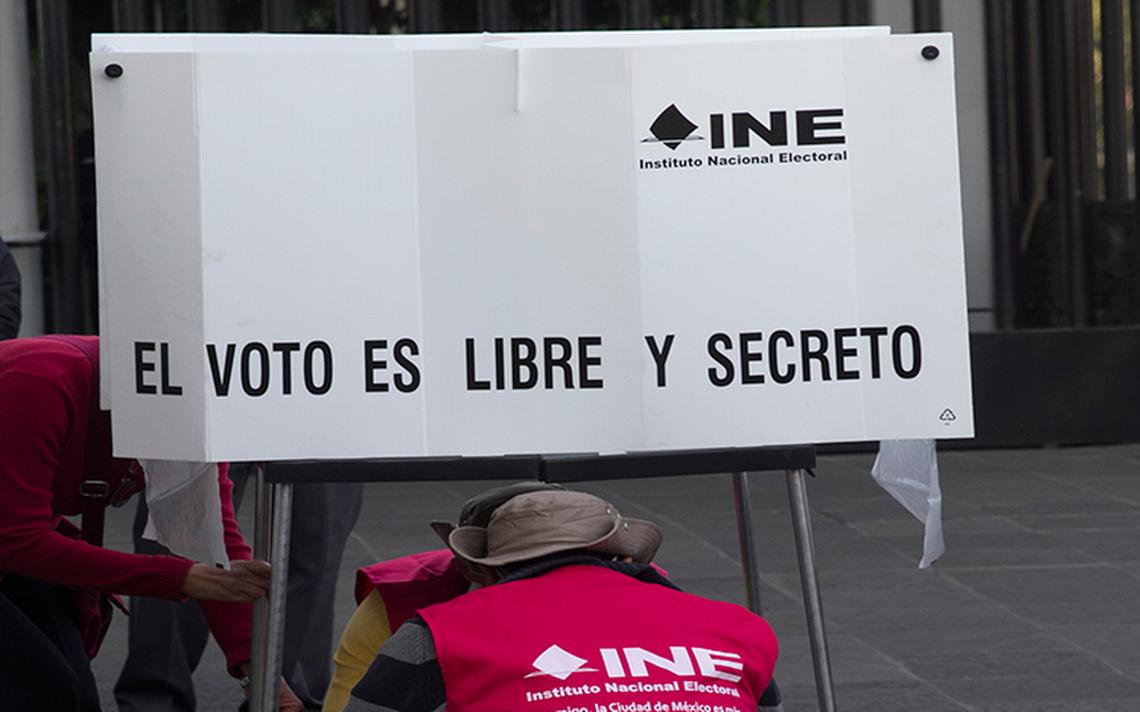En Nuevo León el INE y la CEE prevén comicios en paz