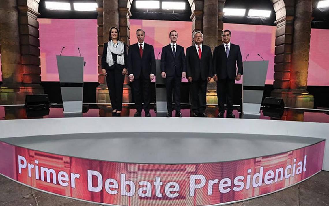 ¿Cuánto costó el primer debate presidencial? INE lo revela