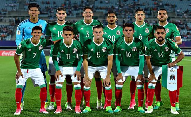 Inglaterra elimina en cuartos a México en el Mundial Sub 20