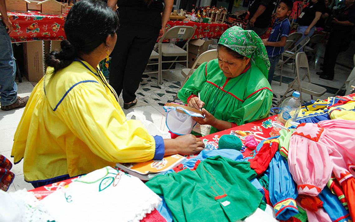 Un éxito la primera Feria Independiente Rarámuri