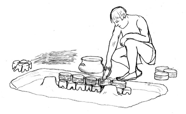 La sal, símbolo de poder en la época Prehispánica