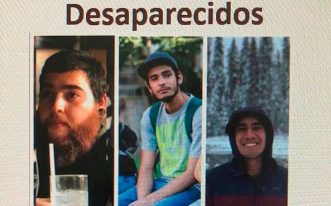 Activan búsqueda de tres estudiantes desaparecidos en Tonalá