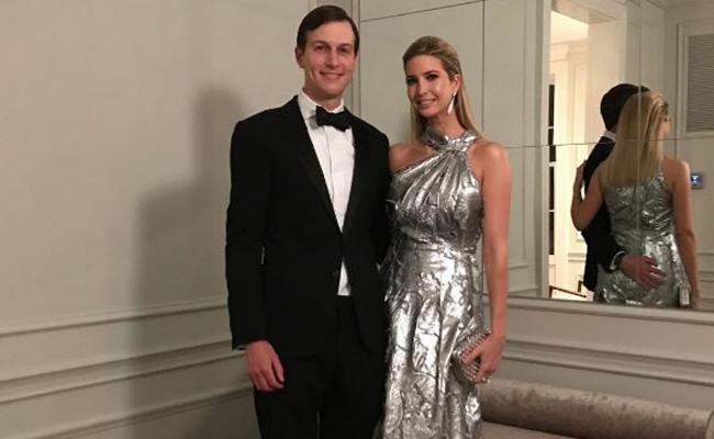 ¿Por qué el vestido de Ivanka Trump causó tantas críticas?