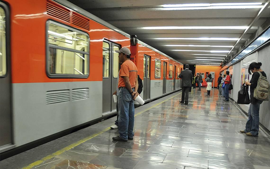 Tras accidente, restablecen servicio en Línea 2 del Metro