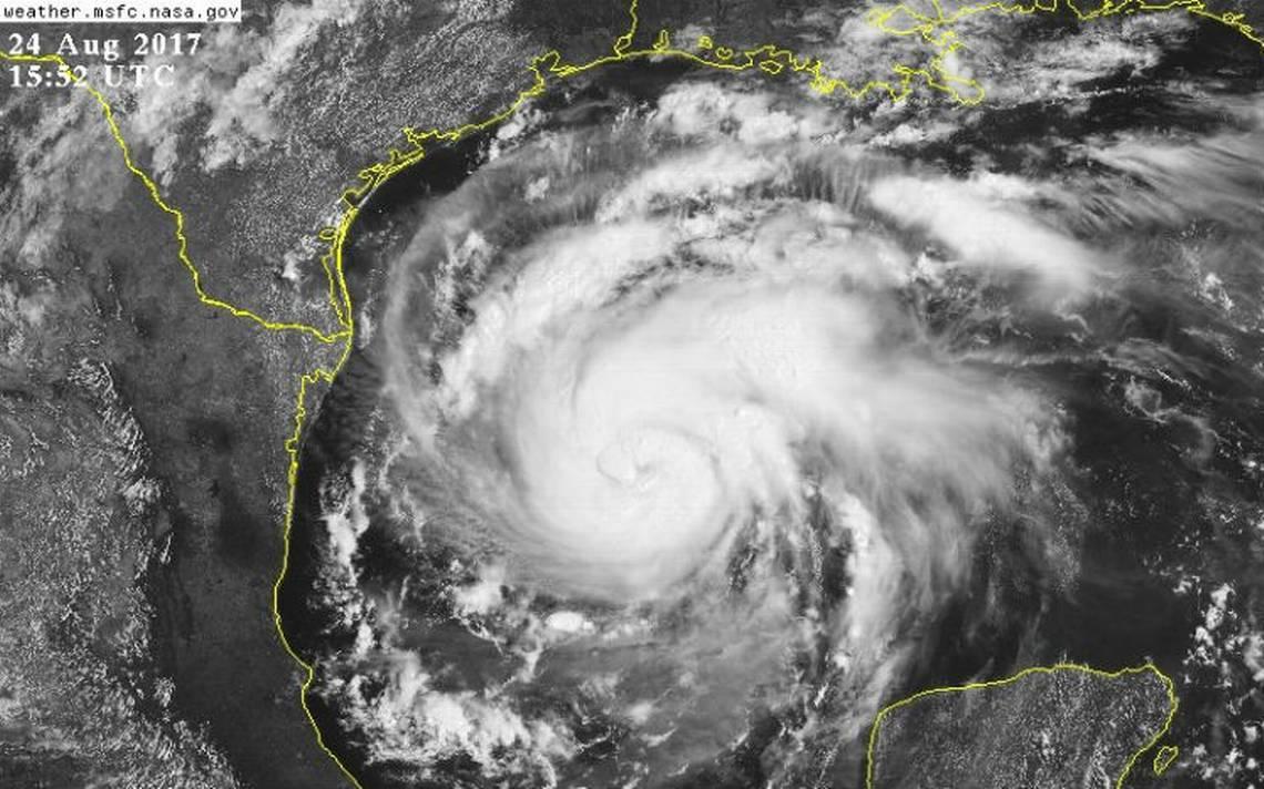 Harvey se convierte en huracán y aumenta su amenaza sobre Texas
