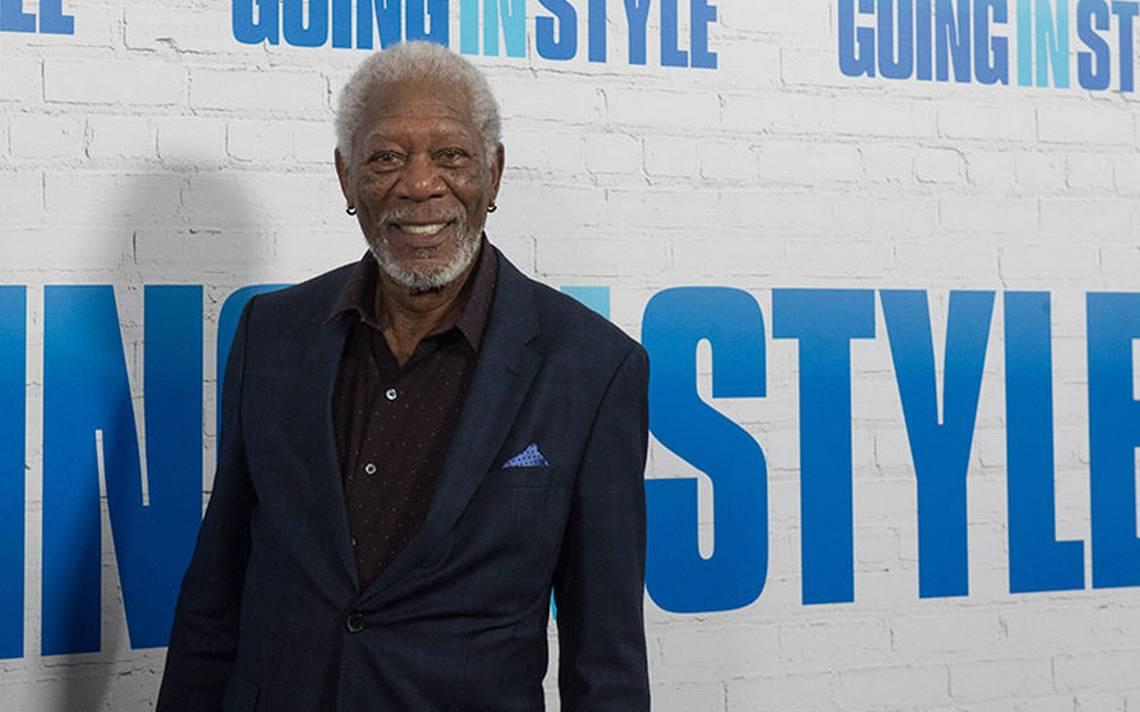 Morgan Freeman rompe el silencio ante acusaciones de acoso sexual
