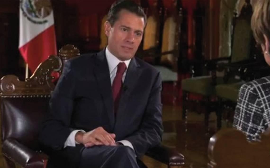 Peña Nieto revela lo que le espera al dejar la presidencia a AMLO
