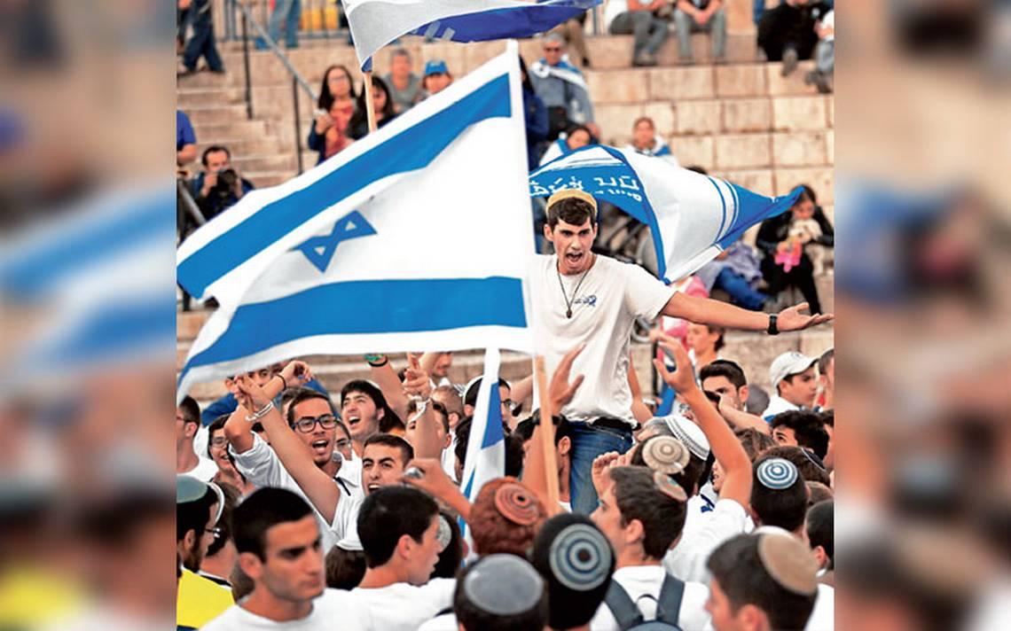 """Con un """"Am Israel Jai"""" comienza celebración en Israel; arrestan a palestinos y seis judíos"""