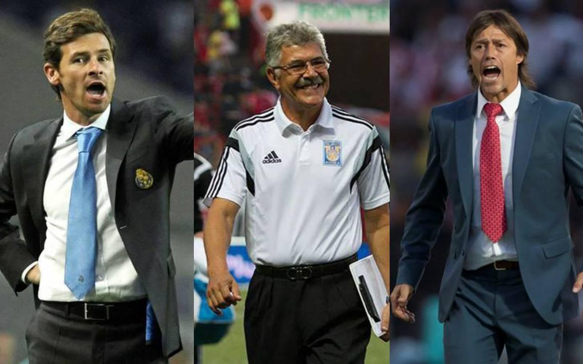 Tuca, Almeyda y Villas Boas figuran para dirigir la Selección Nacional