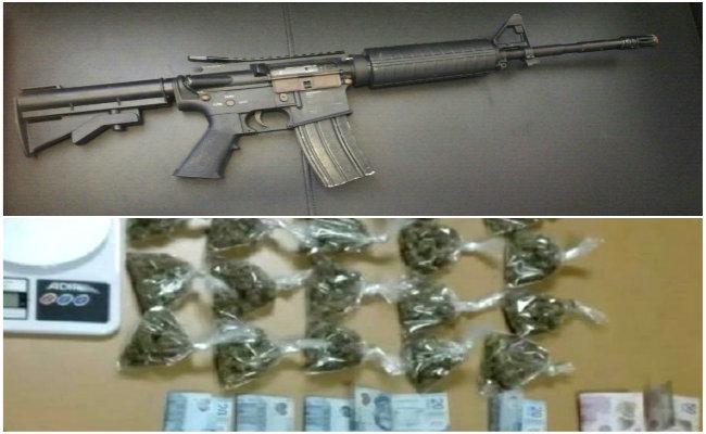 Detienen a niños por venta de droga y robo de autos en NL