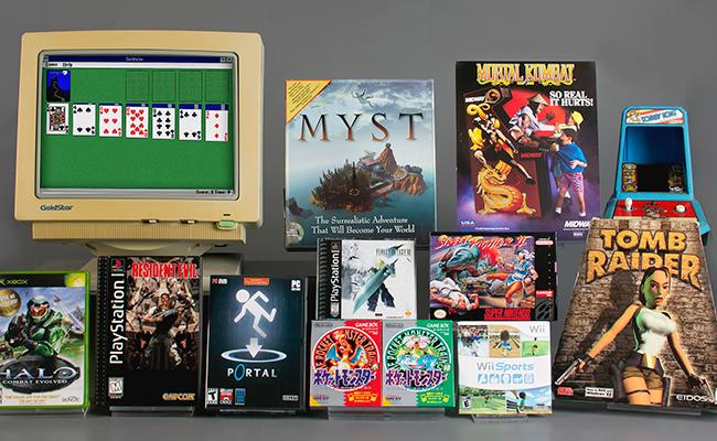 Listos, los finalistas al ¡¡¡Salón Mundial de la Fama de Videojuegos!!!