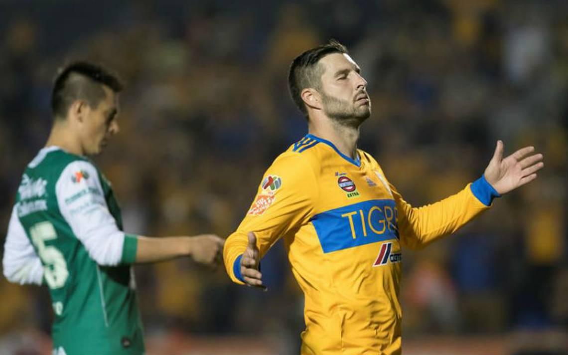 Con el reglamento, Tigres elimina a León y está en semis