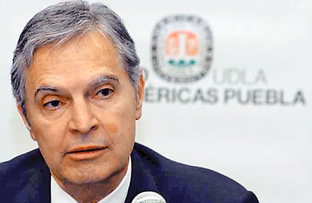 """Excanciller mexicano considera una """"tontera"""" renegociar TLCAN con Estados Unidos"""
