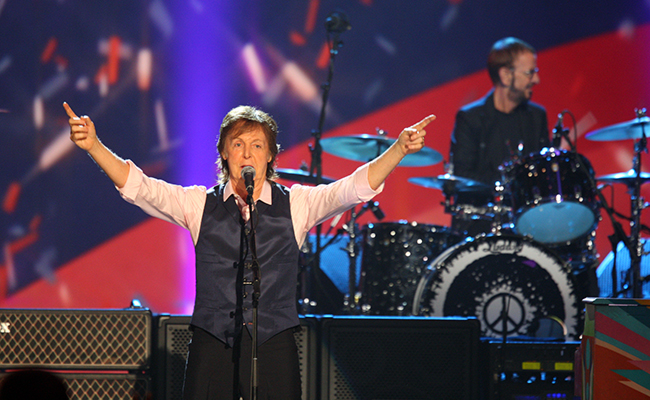 Paul McCartney prepara gira por los Estados Unidos