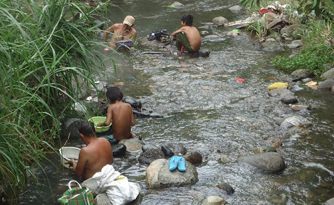Descargas residuales contaminan ríos  de Tapachula
