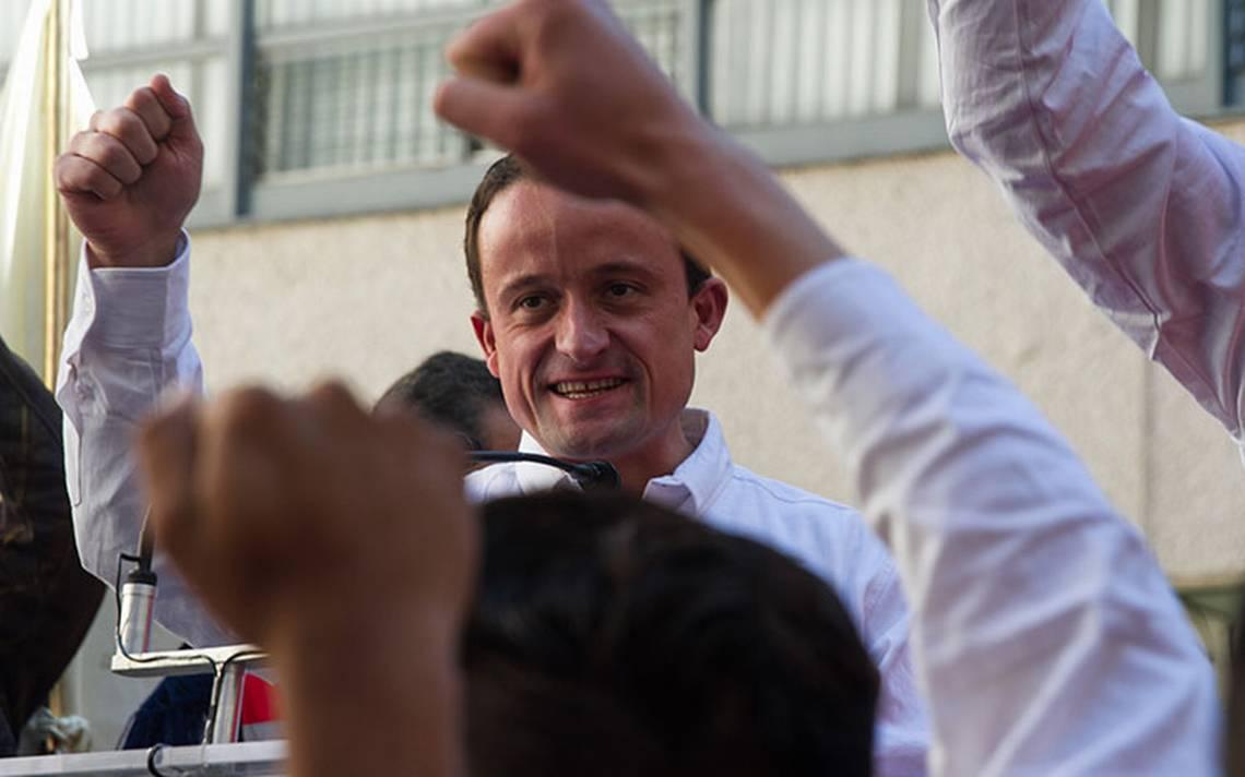 El PRI se abrió a los ciudadanos; PRD y Morena, no: Mikel Arriola