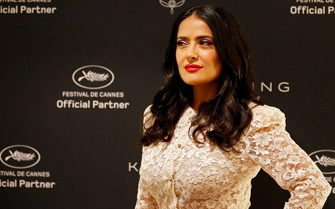 Actores de Hollywood deben rebajar sus sueldos: Salma Hayek