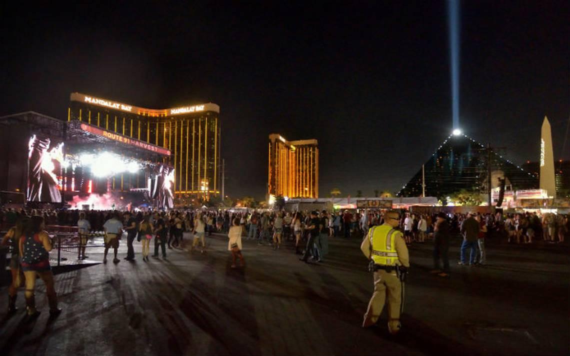 Autor de masacre en Las Vegas se suicidó antes de ser detenido