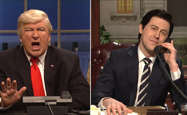 ¿Peña Nieto humilla a Trump? Saturday Night Live dice que sí
