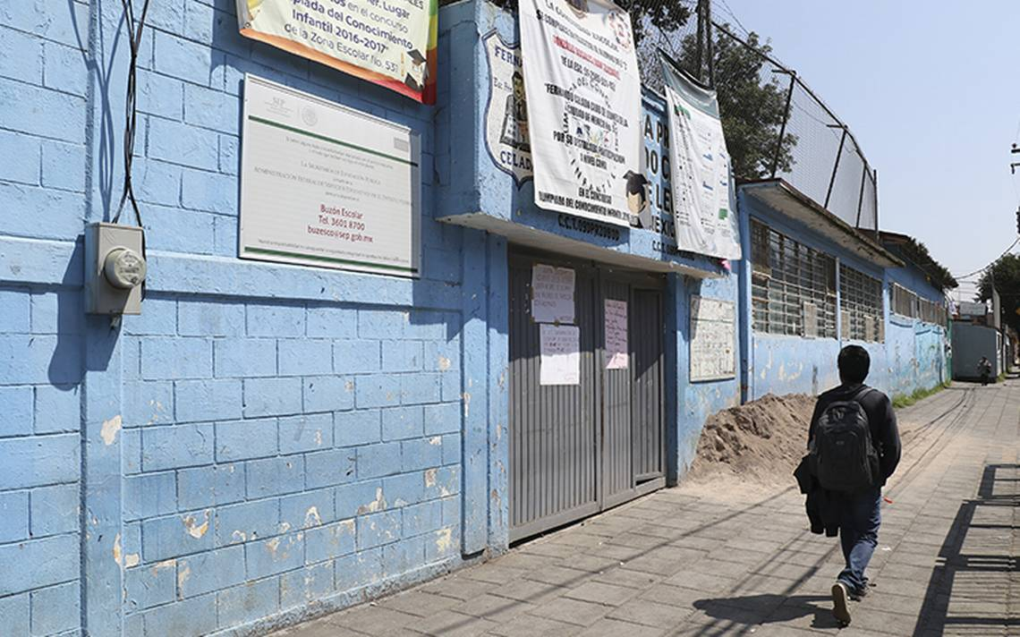 Rehabilitación de escuelas afectadas por sismo del 19S en la CDMX al 98%: SEP