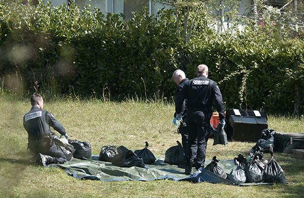 ETA entrega depósitos de armas tras 40 años de violencia