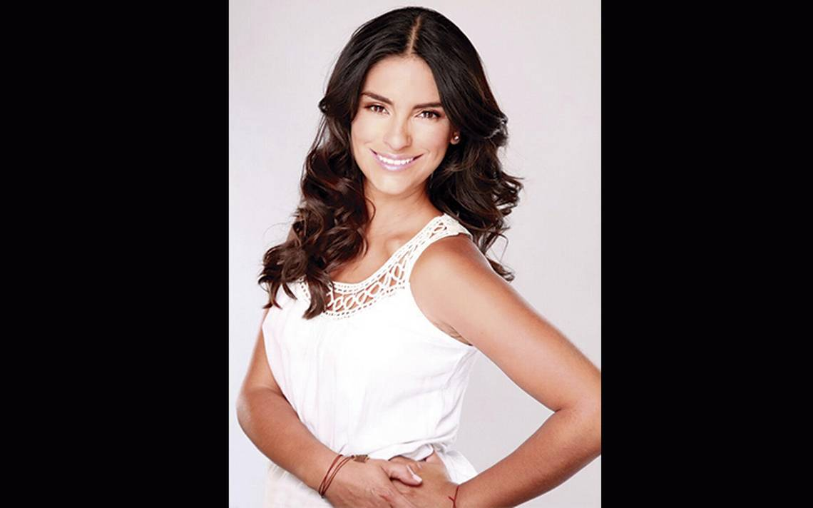 Liz Gallardo, una actriz a la que le gustan los riesgos en su profesión